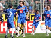 Bochums Dabrowski nach dem 1:0