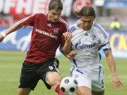 Nürnbergs Charisteas blieb gegen Schalkes Kapitän Bordon