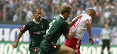 Alberman und Callsen-Bracker bedrängen Petric
