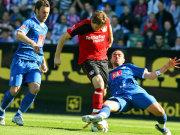 Yahia (Bochum) bremst Leverkusens Helmes