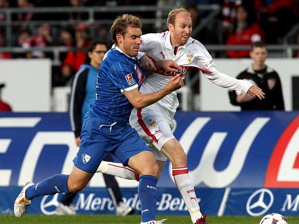 Oliver Schröder und Ludovic Magnin