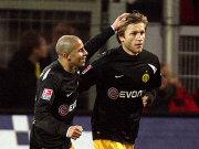 Fußball, Bundesliga: Mohamed Zidan und Jakub Blaszczykowski (Borussia Dortmund)