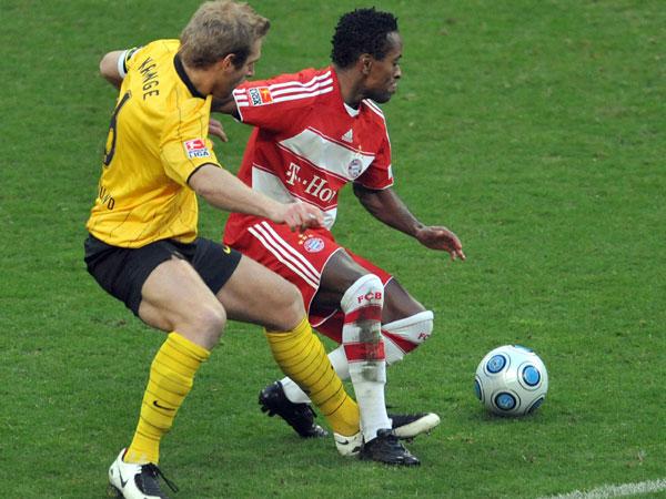 Dortmunds Kringe gegen Zé Roberto