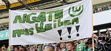 Klare Ansage der VfL-Fans