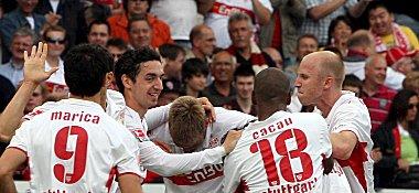 VfB jubelt
