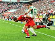 Podolski gegen Madlung