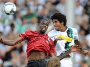 Dante überspringt Idrissou