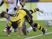 Roel Brouwers vs. Lucas Barrios