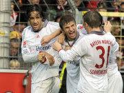 Toni, Müller und Schweinsteiger