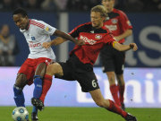 Zé Roberto vs. Leverkusens Kapitän Rolfes