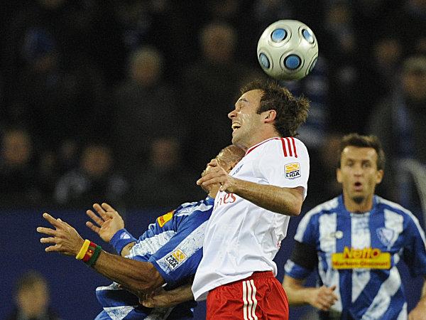Mathijsen gegen Epallé.