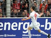 Jubel vor den Fans: Flum nach seinem ersten Saisontor zum 1:0 gegen Mainz.