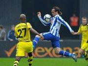 Hertha-Dortmund, Santana, Gekas
