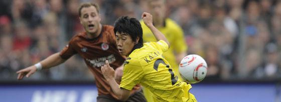 Shinji Kagawa (Borussia Dortmund)