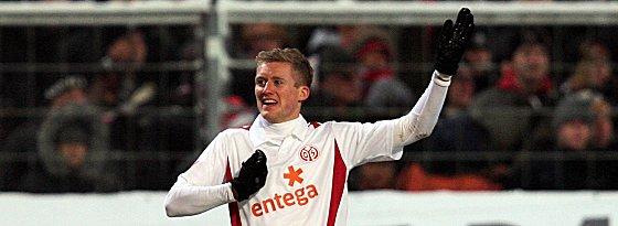 Zweiter Liga-Doppelpack: André Schürrle.