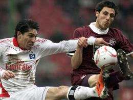 Paulo Guerrero gegen Matthias Abel
