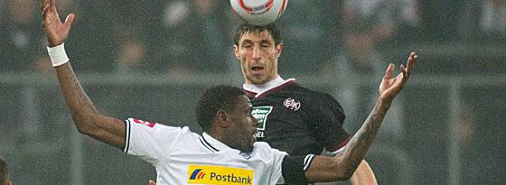 Kaiserslauterns Abel steigt höher als Idrissou