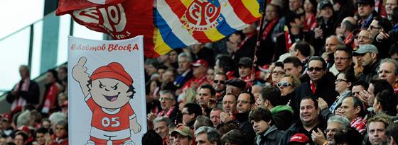 Mainzer Fans
