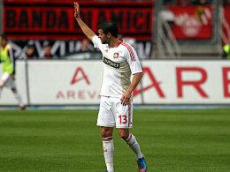 Der Capitano geht von Bord: Michael Ballack verlässt die Bundesliga.