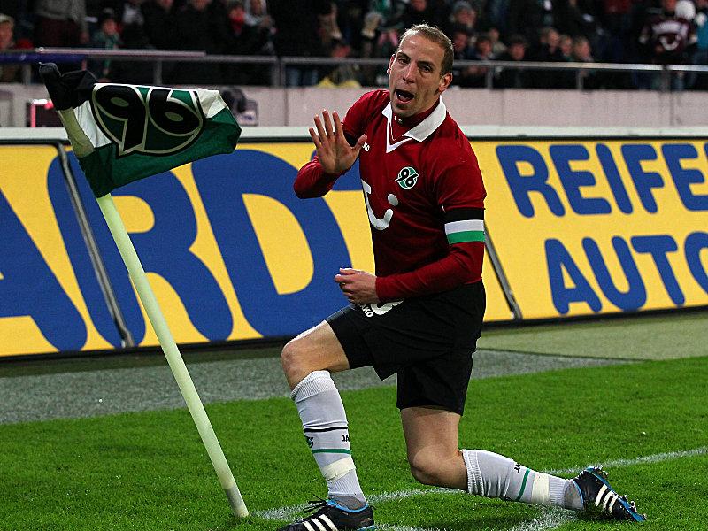 Jan Schlaudraff (Hannover 96)
