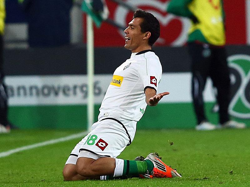 Juan Arango (Borussia Mönchengladbach)