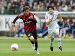 Takachi Inui & Atsuto Uchida