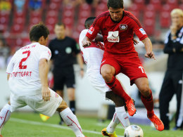 Leitete den Siegtreffer von Leverkusen ein: Sebastian Boenisch