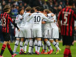 Frankfurt vs. Schalke