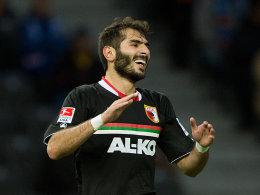 Halil Altintop holt sich den türkischen Rekord: 250 Bundesligaspiele.