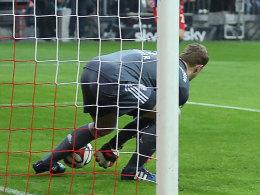 Manuel Neuer machte bei Raffaels Führungstreffer keine gute Figur.