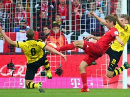 Müller erzielt die 1:0-Führung