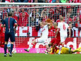 Robben erzielt das 1:0