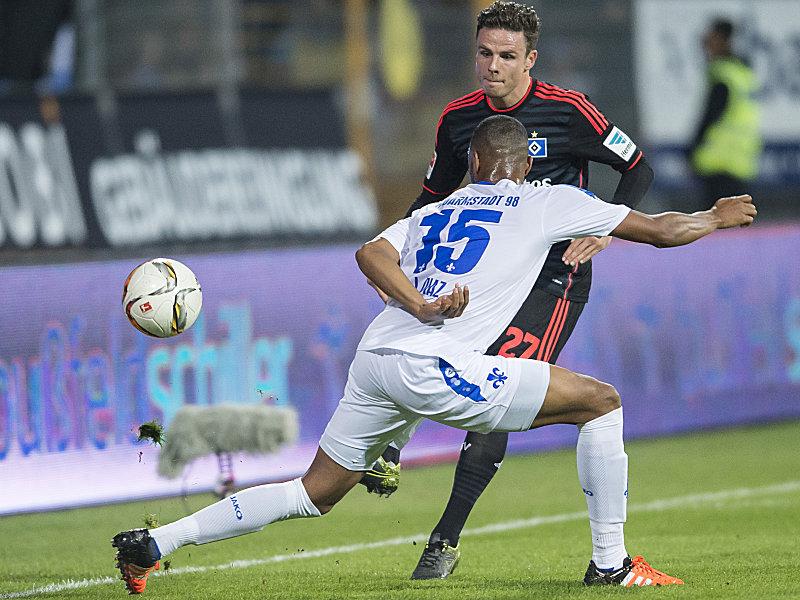 Nicolai Müller gegen Junior Diaz