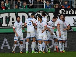 Jairo beschert Mainz ersten Sieg bei 96