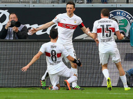 4:2! Stuttgarter Offensive entf�hrt drei Punkte