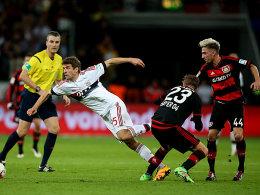 0:0 bei Bayer -