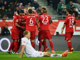 Lewandowski bringt die Bayern-Lust zur�ck
