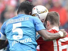 Mutig in Mainz: Der HSV ist dennoch nicht durch