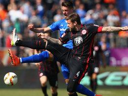 Joker Aigner entscheidet das Hessen-Derby