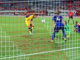 4:1! Spielfreudiger BVB schl�gt ManUnited klar