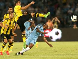 Merino im Pech: BVB verliert im Elfmeterschie�en