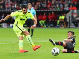 Aranguiz verschenkt Leverkusener Sieg