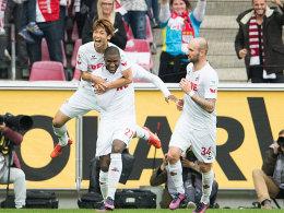 Köln setzt sich vorne fest - Ingolstadt hadert