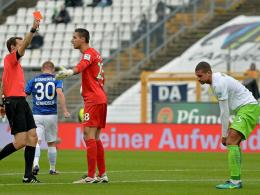 Brumas Blackout leitet Wolfsburger Niederlage ein