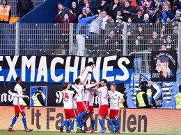 Der Dino lebt! HSV feiert ersten Saisonsieg