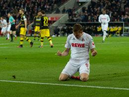 90. Minute! Reus rettet dem BVB einen Punkt in Köln