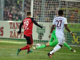 Lewandowskis Weltklasse-Tor erlöst die Bayern