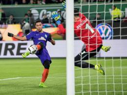 Doppelter Gnabry bestraft Wolfsburger Chancenwucher