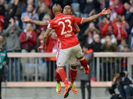 Bayern-Gala mit überragendem Lewandowski
