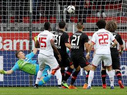 Bell und Öztunali schocken Leverkusen